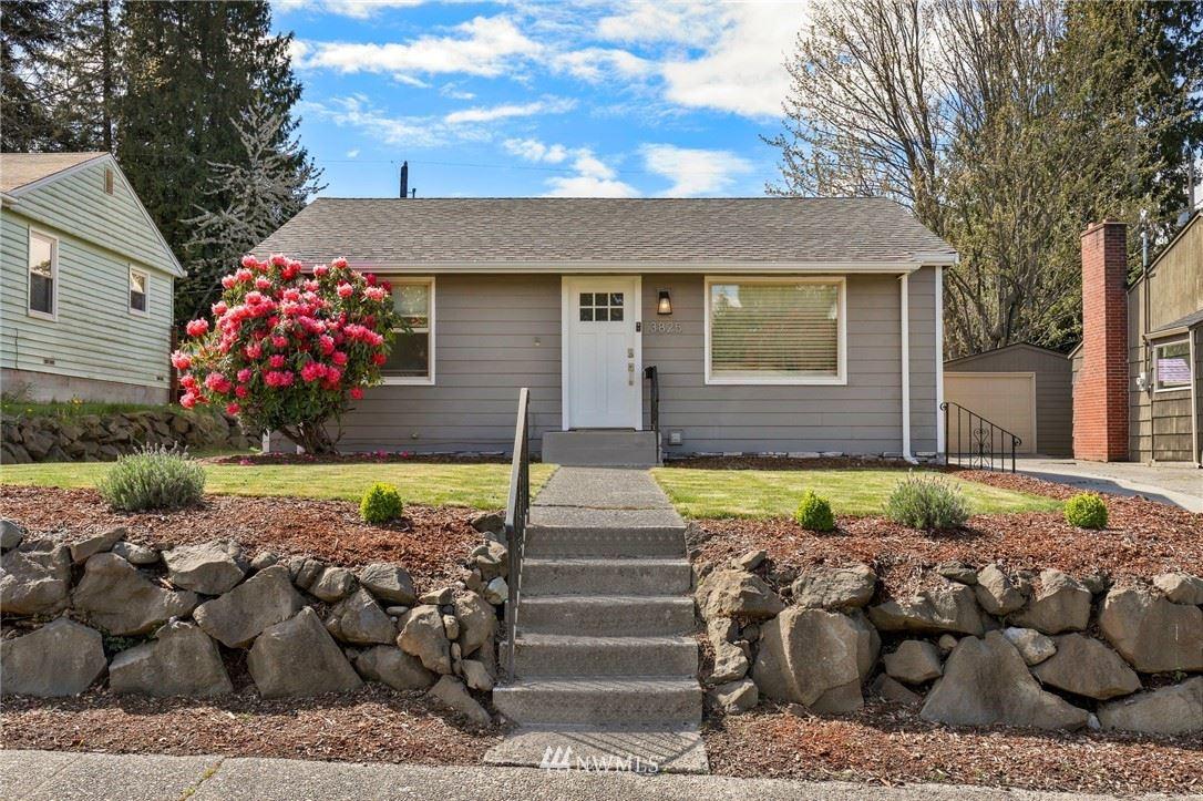 Photo of 3825 52nd Avenue SW, Seattle, WA 98116 (MLS # 1764423)