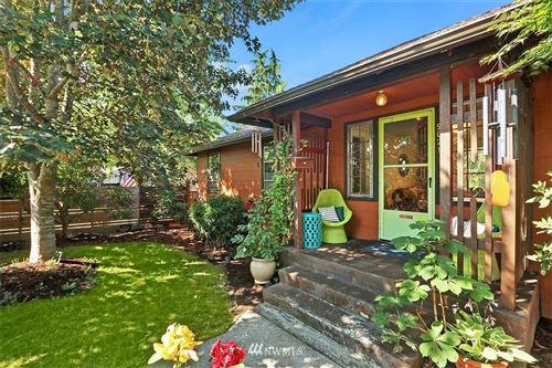 Photo of 9021 30th Avenue SW, Seattle, WA 98126 (MLS # 1816428)