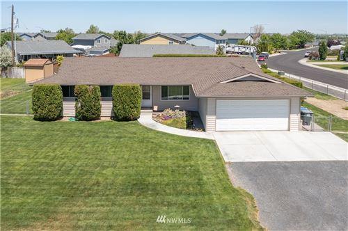 Photo of 529 N Crestview Drive, Moses Lake, WA 98837 (MLS # 1793429)