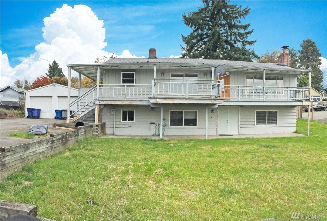 1405 N 36th St, Renton, WA 98056 - MLS#: 1533431
