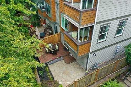 Photo of 4260 Winslow Place N #B, Seattle, WA 98103 (MLS # 1810433)