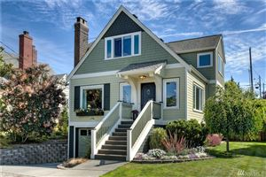 Photo of 6026 35th Ave NW, Seattle, WA 98107 (MLS # 1504434)