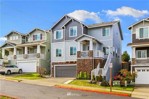 Photo of 23911 118th Place SE #48, Kent, WA 98031 (MLS # 1719436)