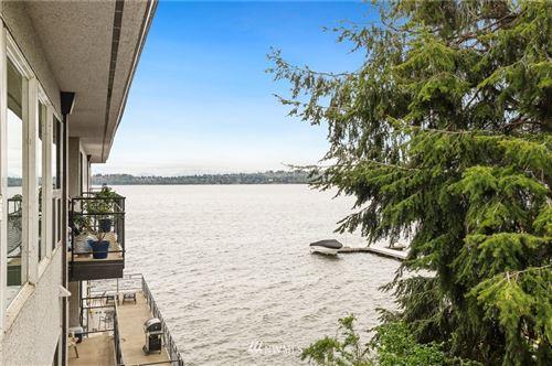 Photo of 6201 Lake Washington Boulevard NE #307, Kirkland, WA 98033 (MLS # 1770436)