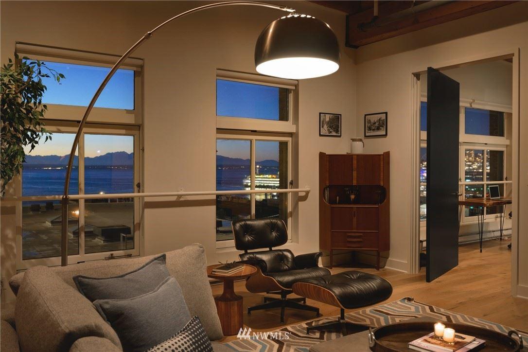 Photo of 97 S Jackson Street #501, Seattle, WA 98104 (MLS # 1696437)