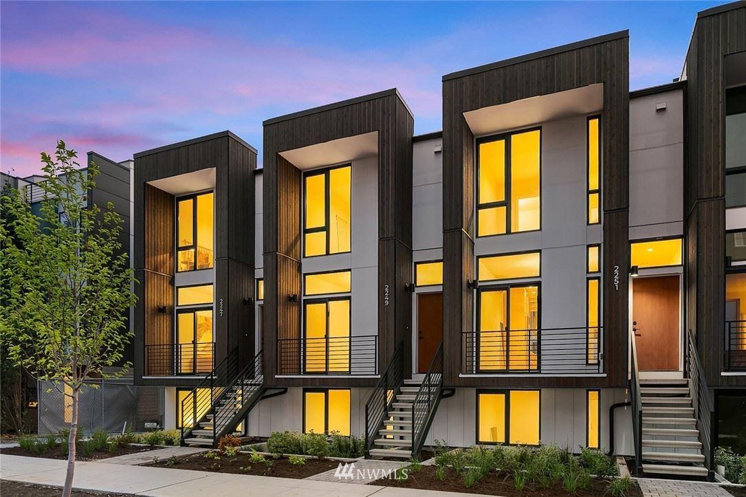 2239 Minor Avenue E #E, Seattle, WA 98102 - MLS#: 1853438