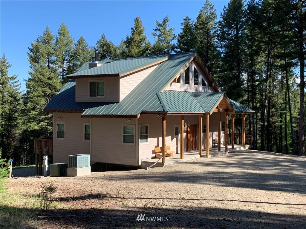 Photo of 4 Ruger Road, Oroville, WA 98844 (MLS # 1772439)