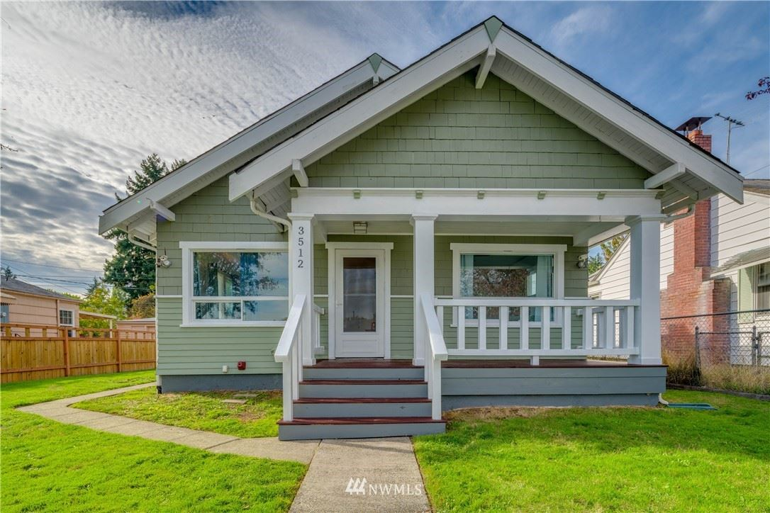 3512 S Ainsworth Avenue, Tacoma, WA 98418 - MLS#: 1856442