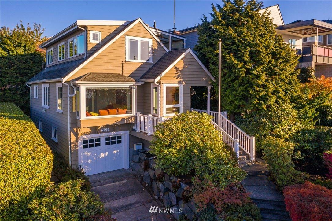 Photo of 6706 38th Avenue SW, Seattle, WA 98126 (MLS # 1776444)