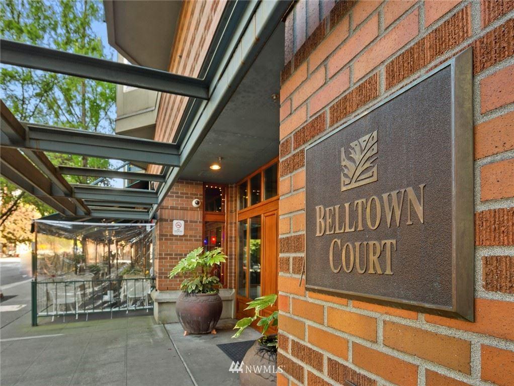 Photo of 2415 2nd Avenue #439, Seattle, WA 98121 (MLS # 1779446)