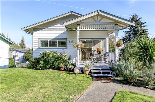 Photo of 6221 S Stevens Street, Tacoma, WA 98409 (MLS # 1680447)