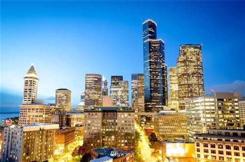 Photo of 450 S Main Street #705, Seattle, WA 98104 (MLS # 1735448)