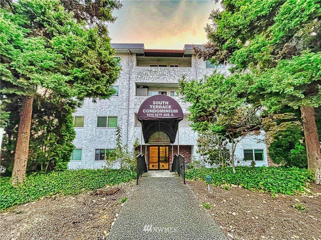 Photo of 1515 12th Avenue S #203, Seattle, WA 98144 (MLS # 1782450)