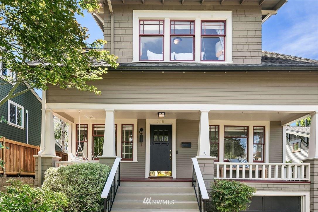 Photo of 319 NW 50th Street, Seattle, WA 98107 (MLS # 1785450)
