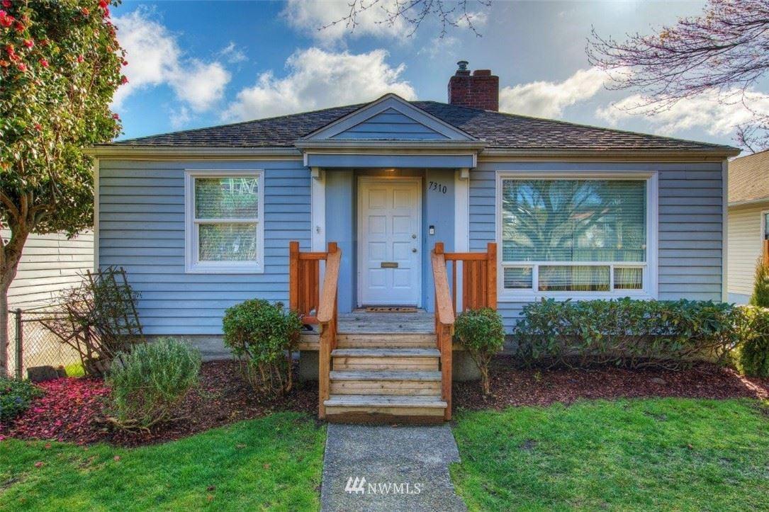 Photo of 7310 30th Avenue SW, Seattle, WA 98126 (MLS # 1744454)