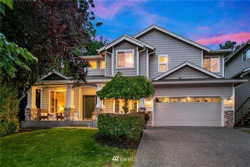 Photo of 4466 162nd Court SE, Bellevue, WA 98006 (MLS # 1787455)