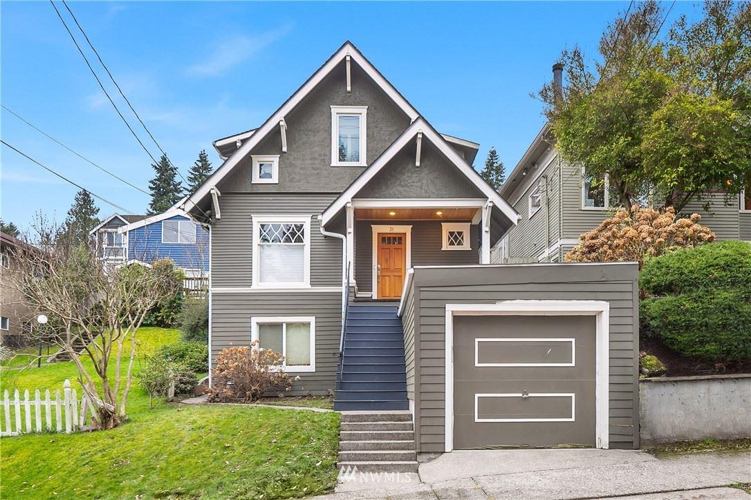 31 W Etruria Street, Seattle, WA 98119 - #: 1810456