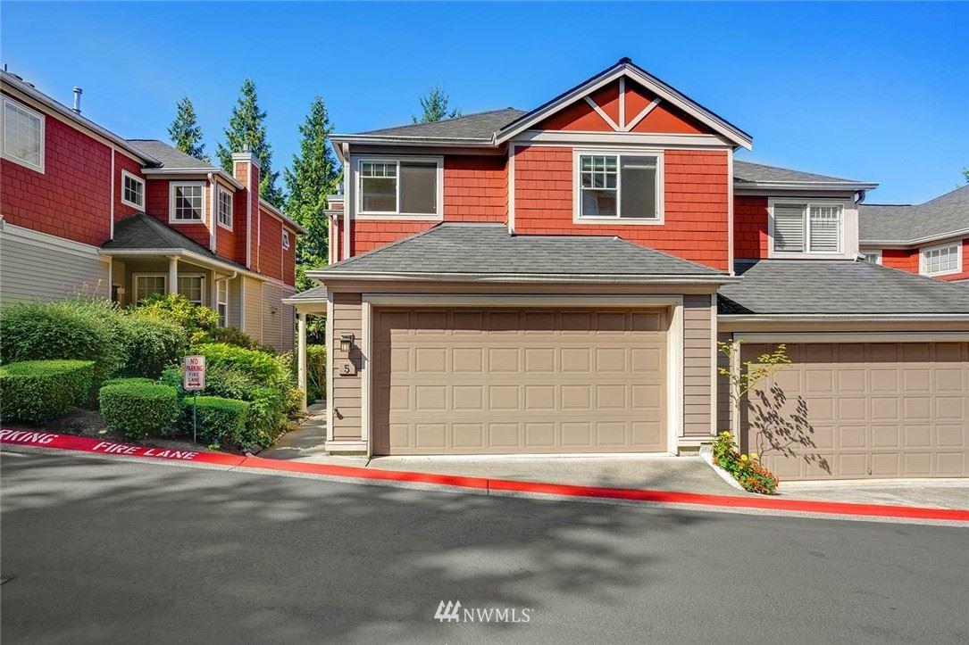 2840 139th Avenue SE #5, Bellevue, WA 98005 - MLS#: 1647458