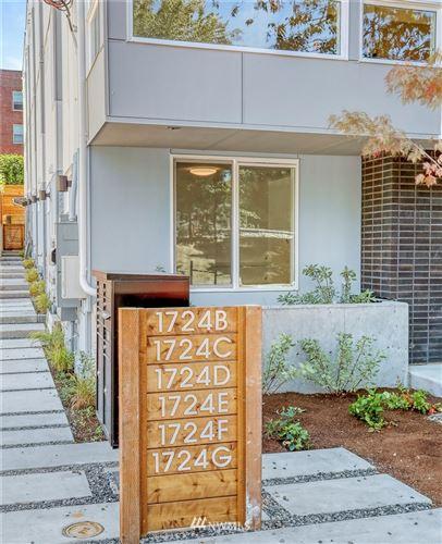 Photo of 1724 11th Avenue #C, Seattle, WA 98122 (MLS # 1720460)