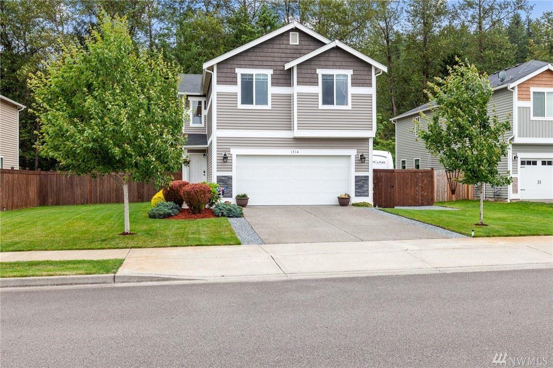 1314 Daffodil Ave NE, Orting, WA 98360 - MLS#: 1627460