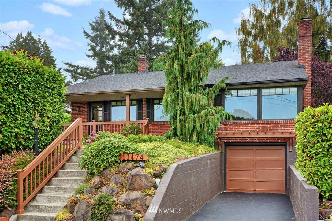 Photo of 11474 Marine View Drive SW, Seattle, WA 98146 (MLS # 1648460)