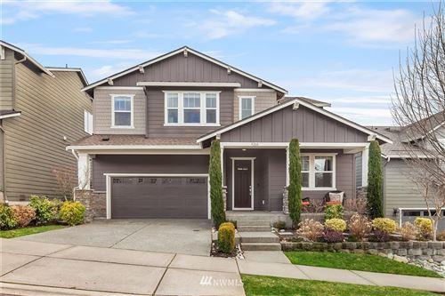 Photo of 9208 Satterlee Avenue SE, Snoqualmie, WA 98065 (MLS # 1733464)