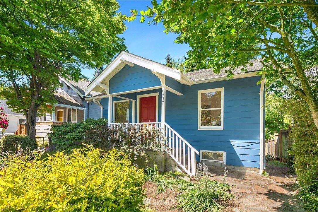 Photo of 4437 26th Avenue SW, Seattle, WA 98106 (MLS # 1774468)