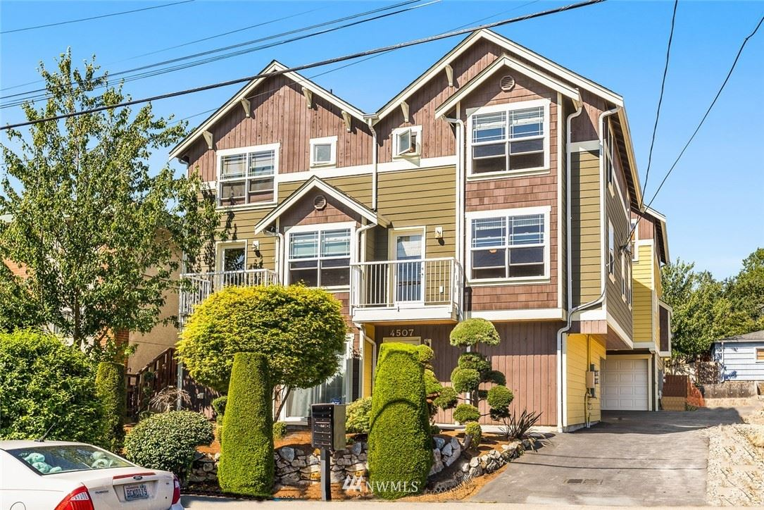 4507 Woodland Park Avenue N #B, Seattle, WA 98103 - #: 1814470