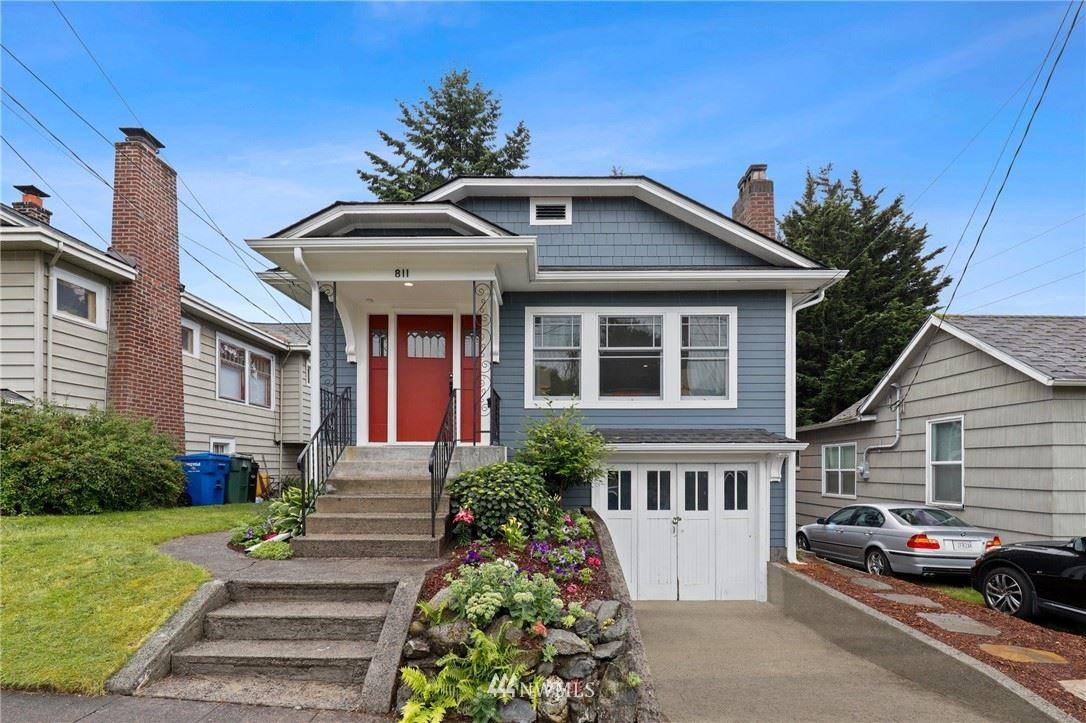 Photo of 811 NE 72nd Street, Seattle, WA 98115 (MLS # 1791471)