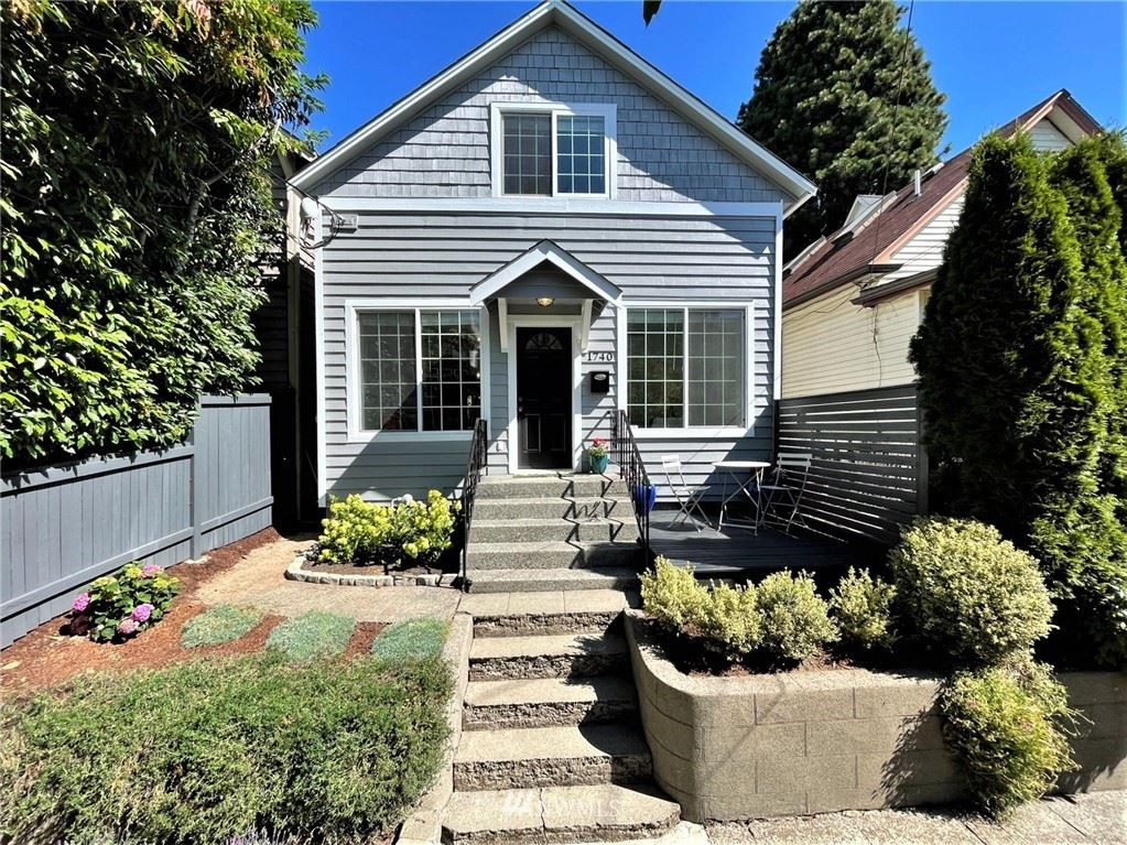1740 NW 60th Street, Seattle, WA 98107 - #: 1812471