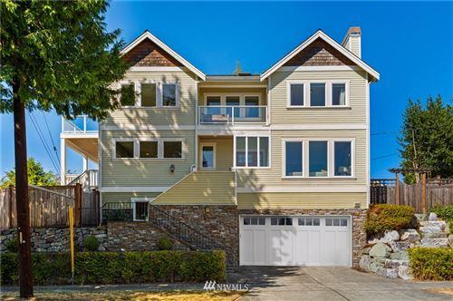 Photo of 5324 46th Avenue SW, Seattle, WA 98136 (MLS # 1669473)
