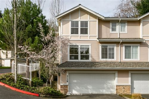 Photo of 5129 164th Avenue SE #22, Bellevue, WA 98006 (MLS # 1717474)