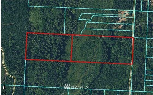 Photo of 40 Acres Centerline Rd, Grapeview, WA 98546 (MLS # 1324475)