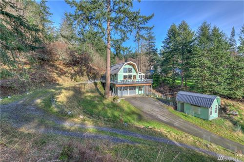 Photo of 2187 Point Lawrence Rd, Orcas Island, WA 98279 (MLS # 1559475)
