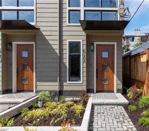 Photo of 622 N 49th, Seattle, WA 98103 (MLS # 1620477)