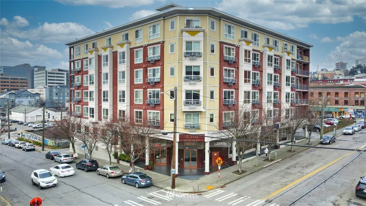 Photo of 668 S Lane Street #706, Seattle, WA 98104 (MLS # 1719478)