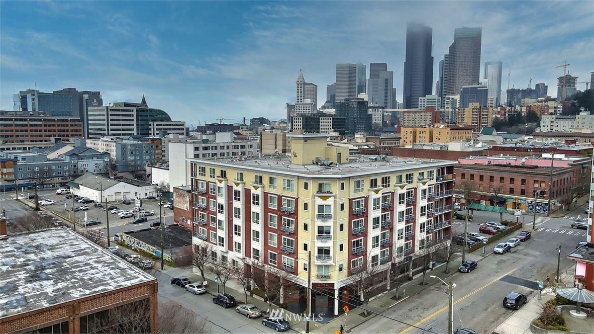 Photo of 668 S Lane Street #612, Seattle, WA 98104 (MLS # 1764478)