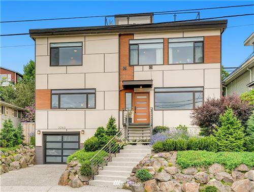 Photo of 3263 35th Avenue SW, Seattle, WA 98126 (MLS # 1743479)