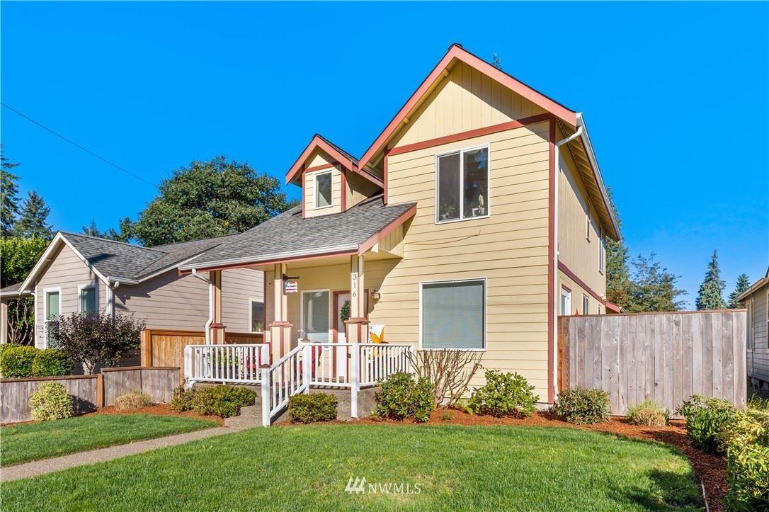 316 W G Street, Shelton, WA 98584 - MLS#: 1842480