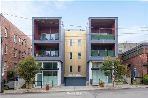 Photo of 315 W Galer Street #101, Seattle, WA 98119 (MLS # 1679484)