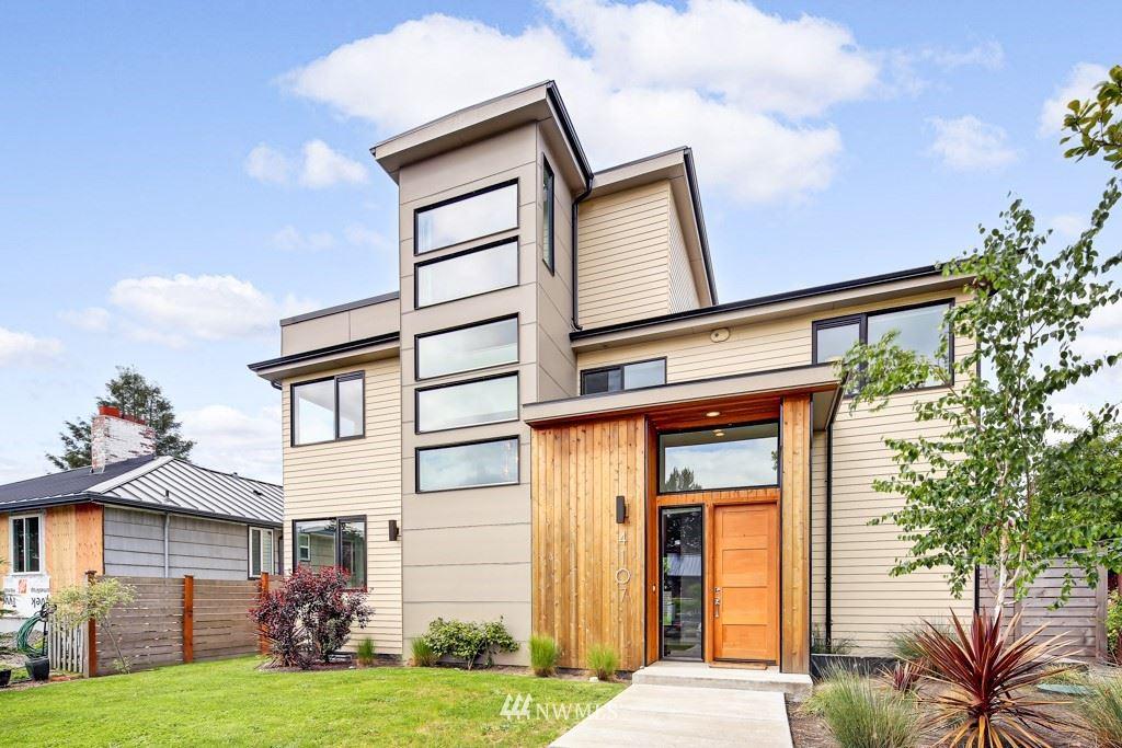 Photo of 4107 52nd Avenue SW, Seattle, WA 98116 (MLS # 1778485)