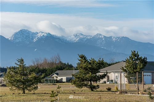 Photo of 999 Lotzgesell Rd #Lot 3, Sequim, WA 98382 (MLS # 1717488)