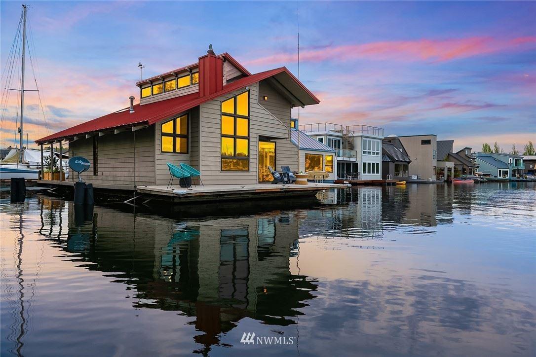 Photo of 1214 E Hamlin #1, Seattle, WA 98102 (MLS # 1765488)