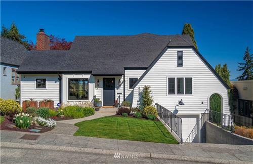 Photo of 3280 Conkling Place W, Seattle, WA 98119 (MLS # 1759491)