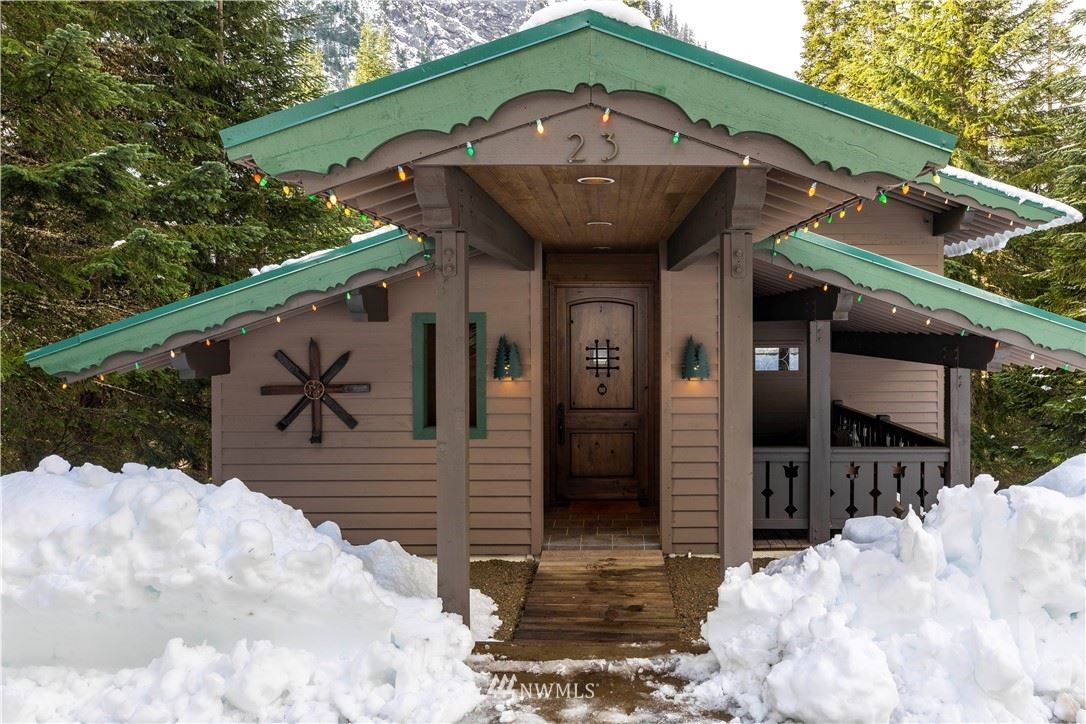 Photo of 23 Saint Anton Strasse, Snoqualmie Pass, WA 98045 (MLS # 1692491)