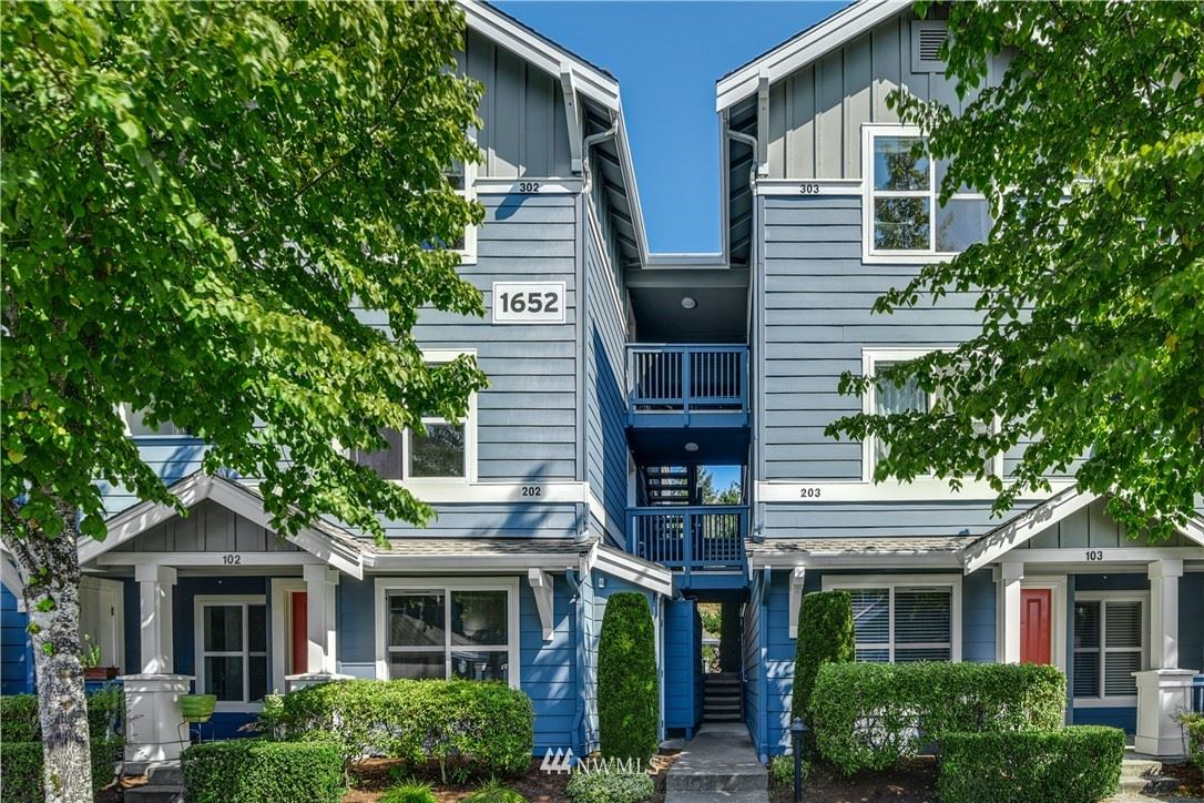 1652 25th Place NE #302, Issaquah, WA 98029 - MLS#: 1660492