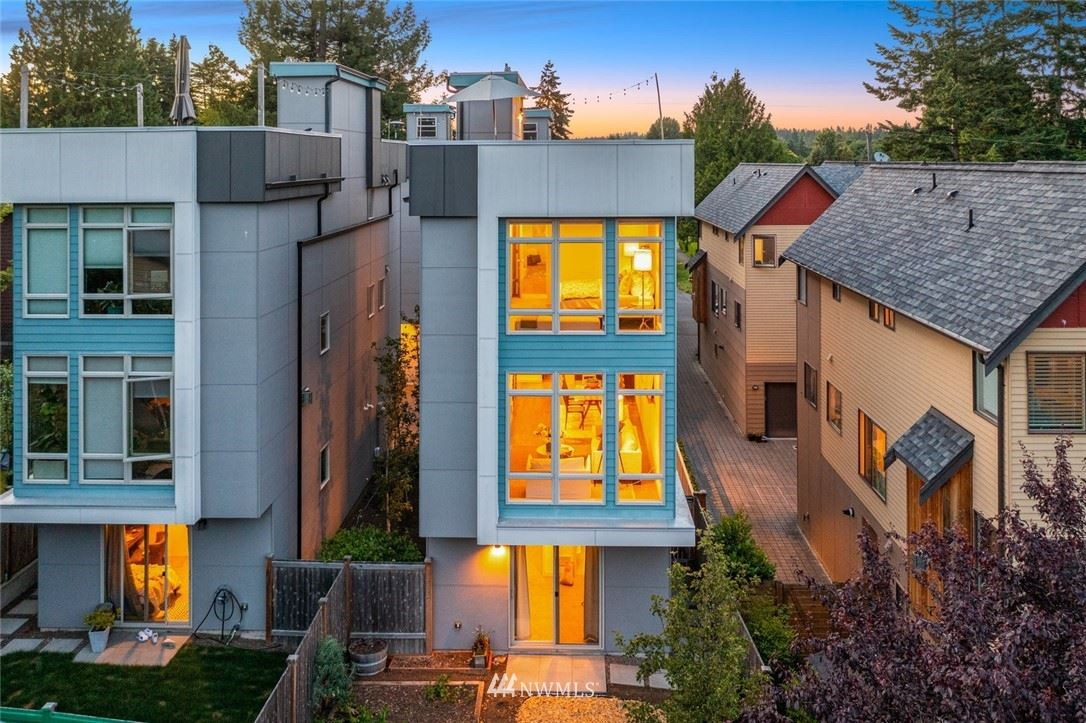 Photo of 835 NW 97th Street Street #A, Seattle, WA 98117 (MLS # 1786492)