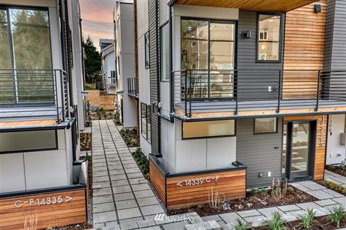 Photo of 14335 Stone Avenue N, Seattle, WA 98133 (MLS # 1745499)