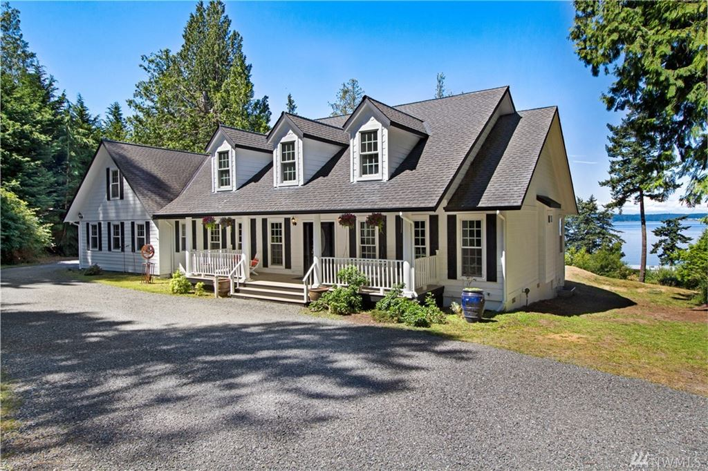 Photo for 953 Cedar Hill Rd, Orcas Island, WA 98245 (MLS # 1485499)