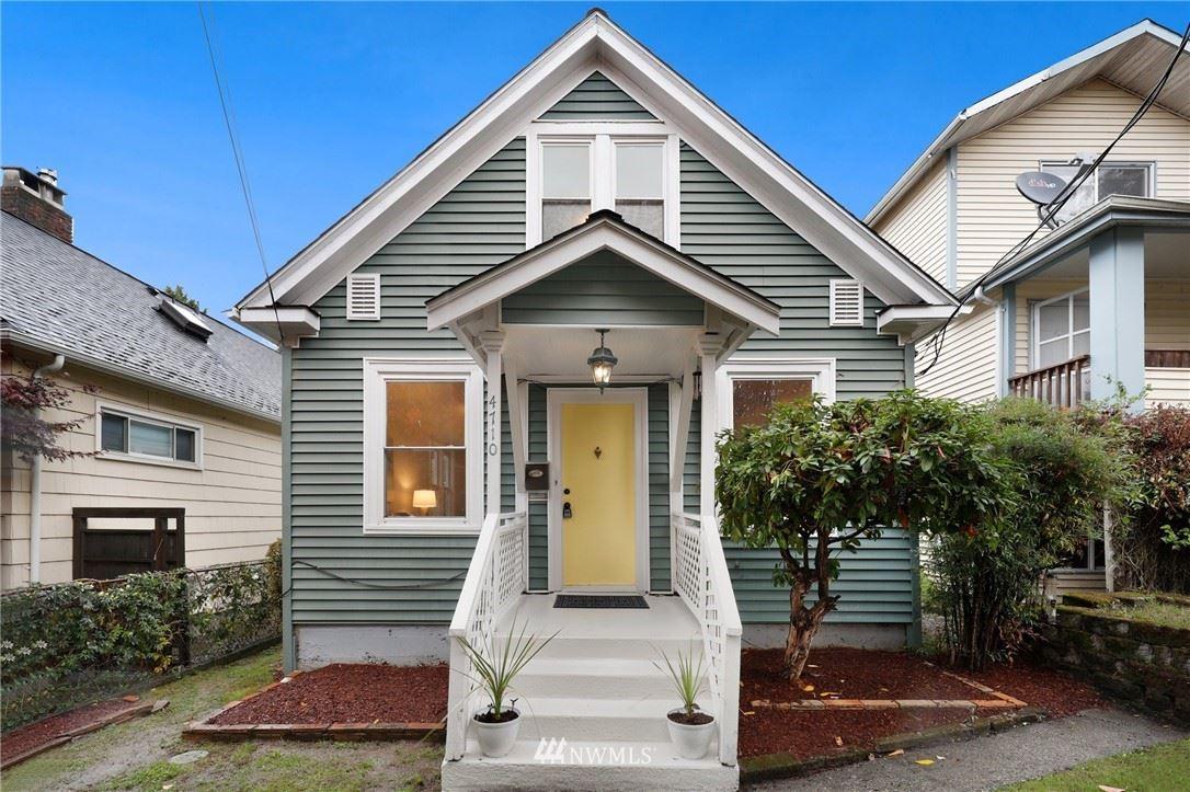4710 S Orcas Street, Seattle, WA 98118 - MLS#: 1856499